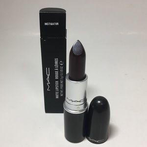 NIB MAC Instigator Matte Lipstick AA3 100% Auth